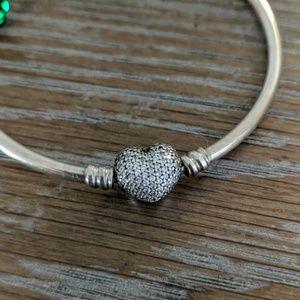 Pandora Jewelry - Pandora bracelet and charms